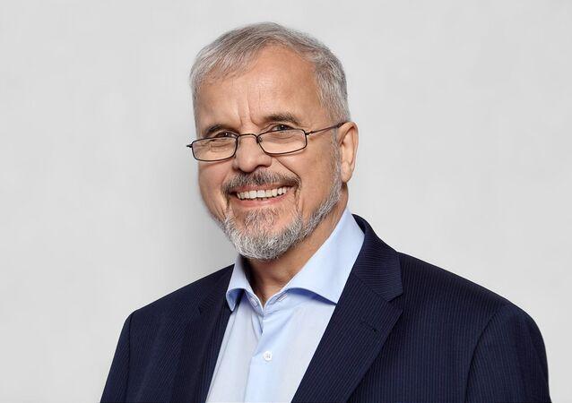 Europoslanec Ivan David