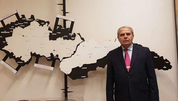 Ředitel Památníku Pečkárna Ing. Emil Kulfánek - Sputnik Česká republika