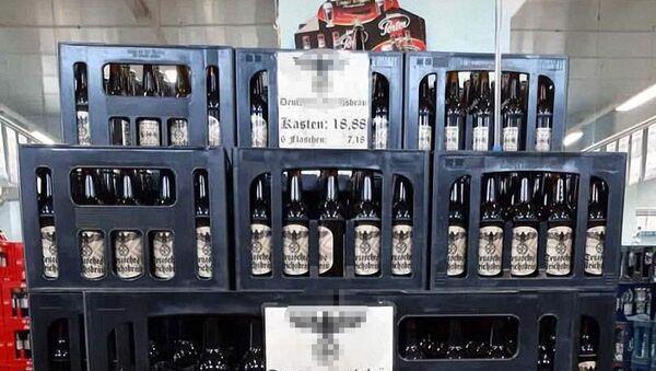 Pivo Německého říšského pivovaru - Sputnik Česká republika