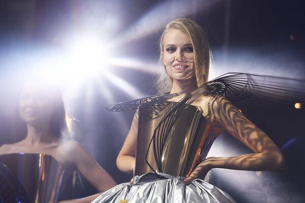 Účastnice soutěže krásy Miss Tatarstán 2020 v Kazani. - Sputnik Česká republika