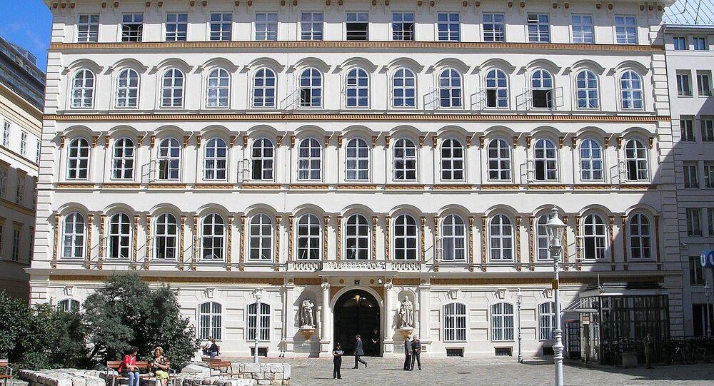 Ministerstvo zahraničí Rakouska