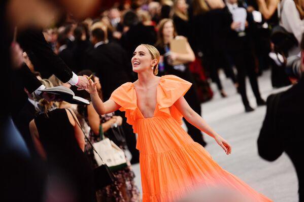 Herečka Kathryn Newtonová na ceremoniálu Screen Actors Guild Awards v Los Angeles - Sputnik Česká republika