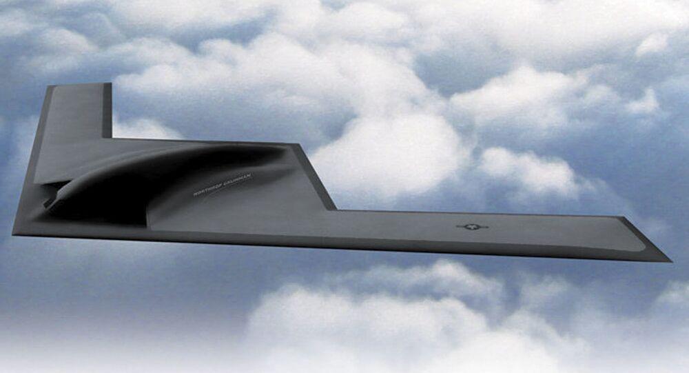 Nový strategický bombardér B-21