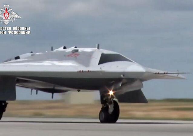 bezpilotní letoun Ochotnik