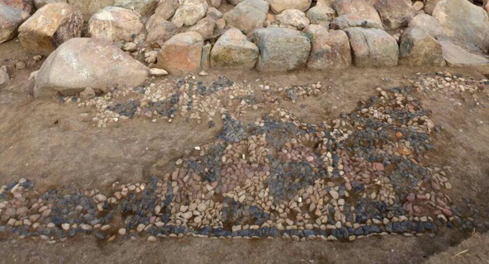 Nejstarší mozaika na světě