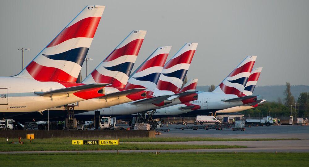 British Airways pozastavila lety do pevninské Číny