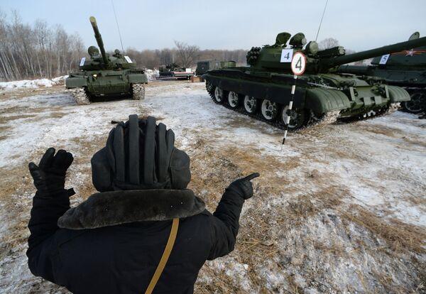 Tanky T-62 - Sputnik Česká republika