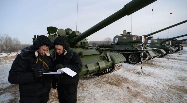 Tanky T-62M, T-34-85 a IS-3 - Sputnik Česká republika