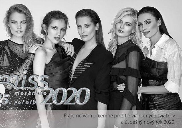 Soutěž Miss Slovensko 2020