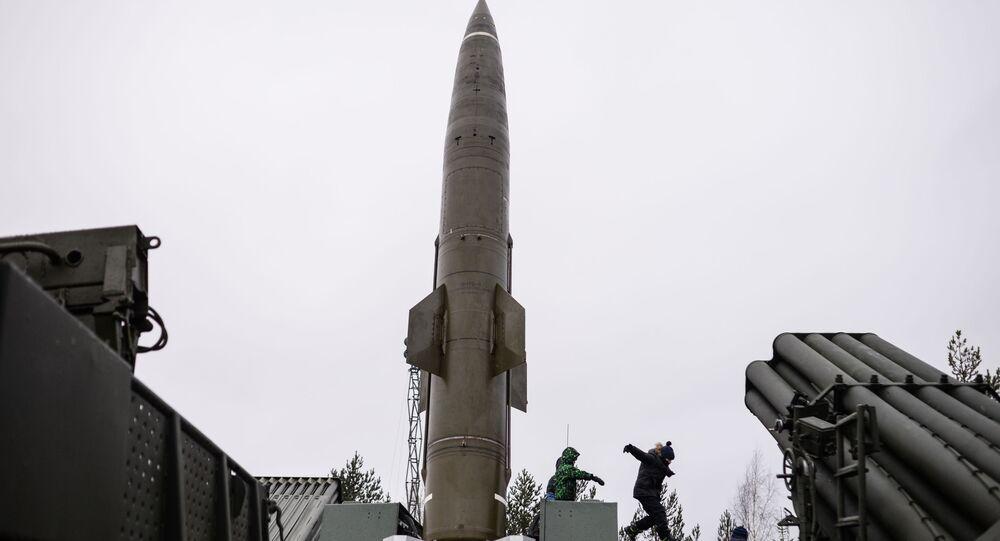 Taktický operační raketový komplex Točka