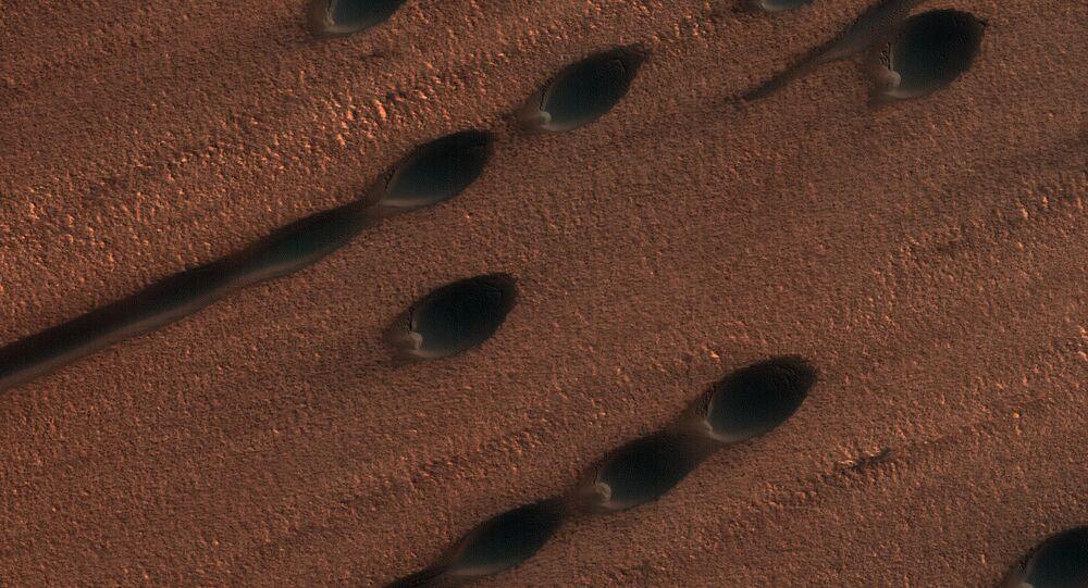 Mars. Ilustrační foto.