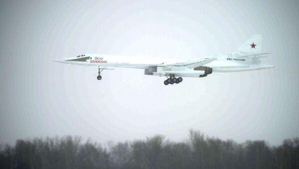Bombardér Ту-160М - Sputnik Česká republika
