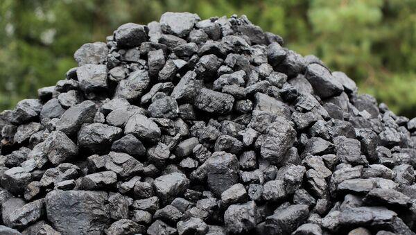 Uhlí. Ilustrační foto - Sputnik Česká republika