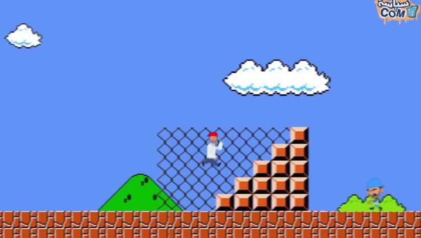 Videohra: Super Mario je teď uprchlíkem - Sputnik Česká republika