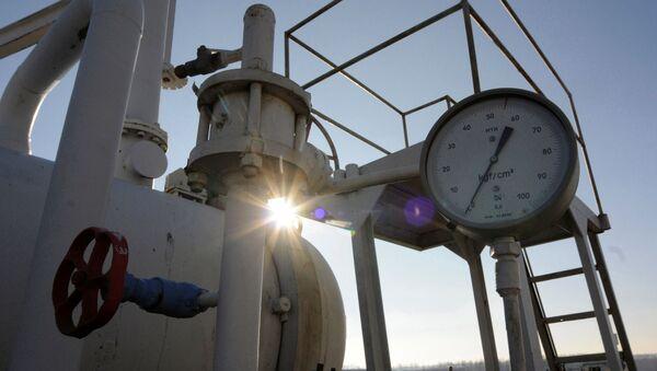 Skladiště plynu u Kyjeva - Sputnik Česká republika