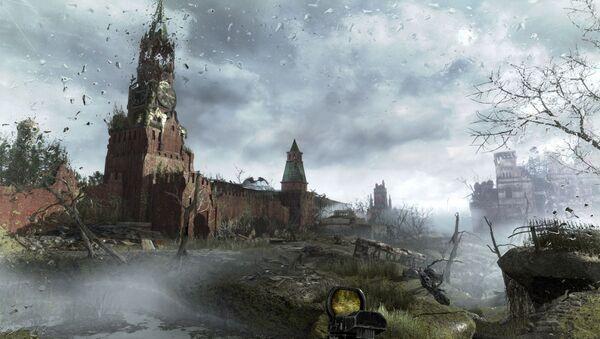Záběr ze hry Metro: Last Light - Sputnik Česká republika