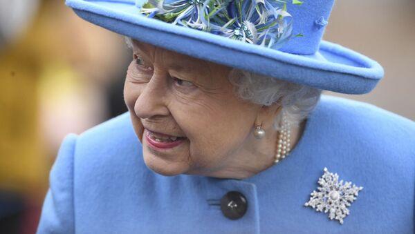 Královna Velké Británie Alžběta II.  - Sputnik Česká republika