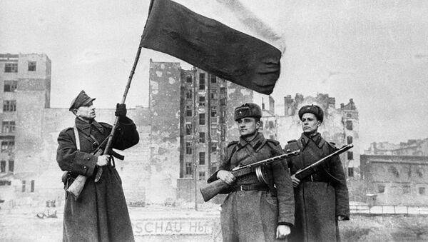Osvobození Polska - Sputnik Česká republika