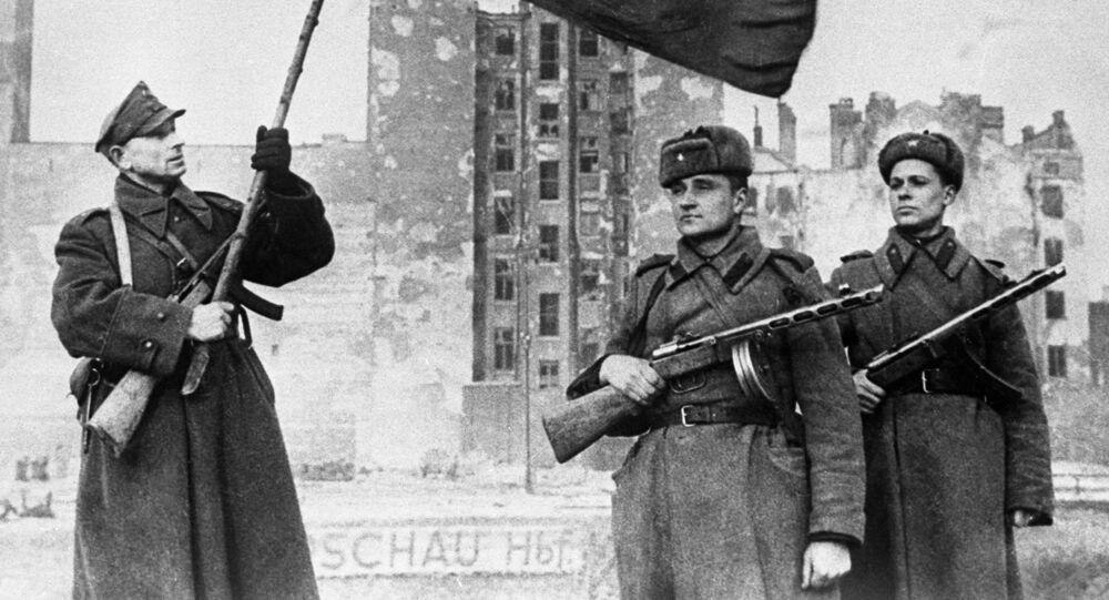 Osvobození Polska