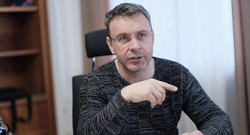 Bývalý ministr dopravy Vladimír Kremlík