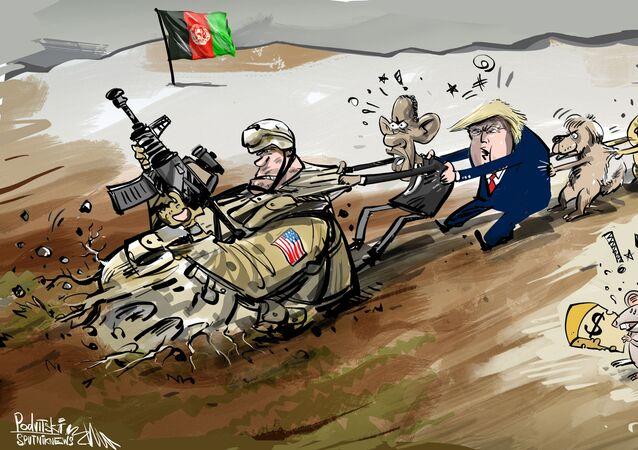 Trump prohlásil, že chce co nejrychleji ukončit konflikt v Afghánistánu