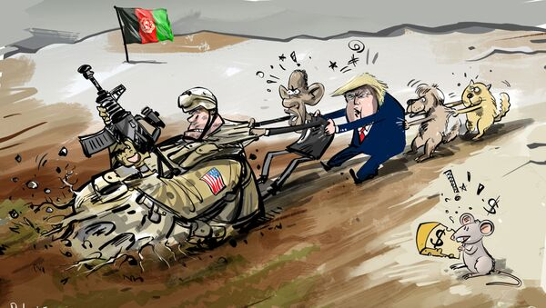 Trump prohlásil, že chce co nejrychleji ukončit konflikt v Afghánistánu - Sputnik Česká republika