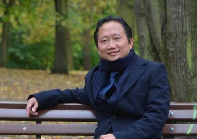 Vietnamský manažer Trinh Xuan Thanh