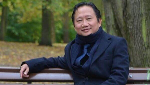 Vietnamský manažer Trinh Xuan Thanh - Sputnik Česká republika