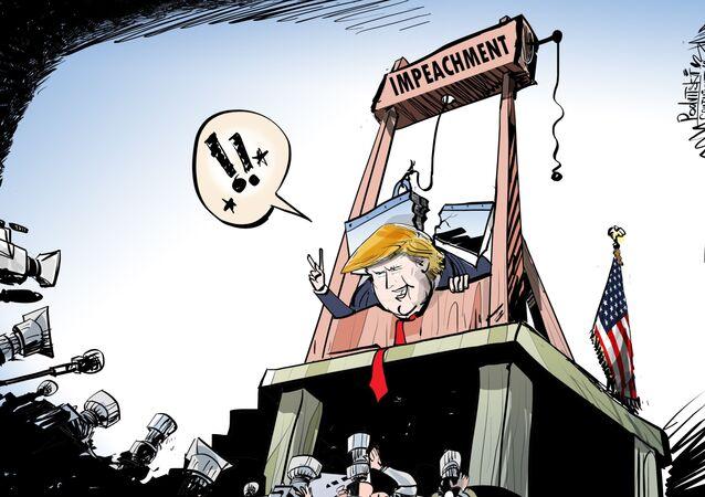 Trumpeachment se nezdařil