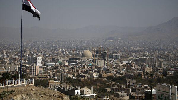 San'á, Jemen  - Sputnik Česká republika
