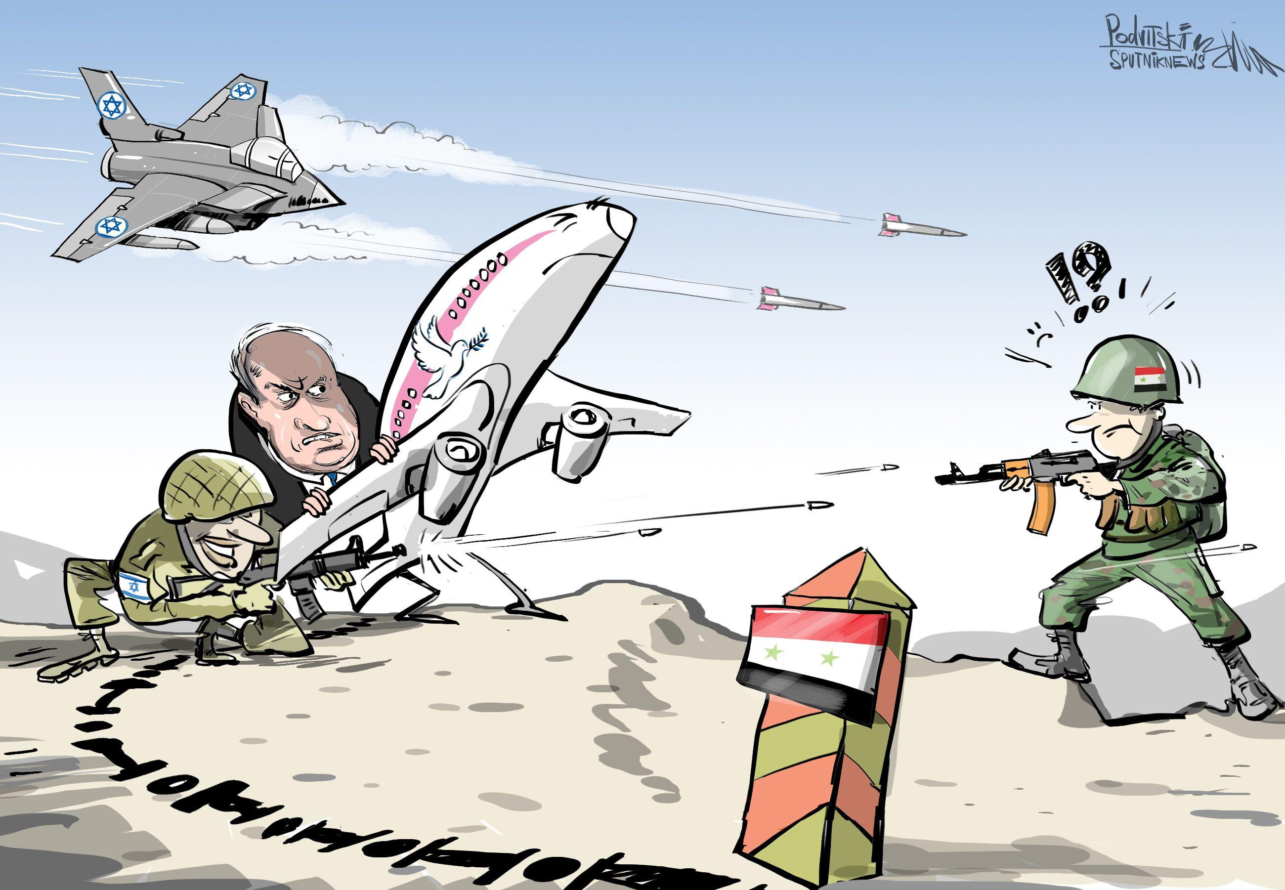 Civilní letadla jako špičky izraelského vojenského letectva