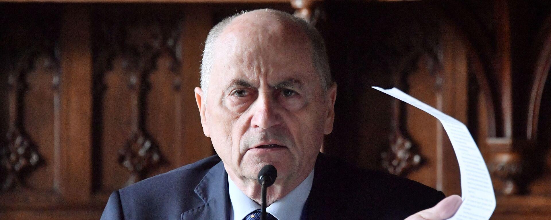 Bývalý slovenský premiér Ján Čarnogurský - Sputnik Česká republika, 1920, 07.04.2021
