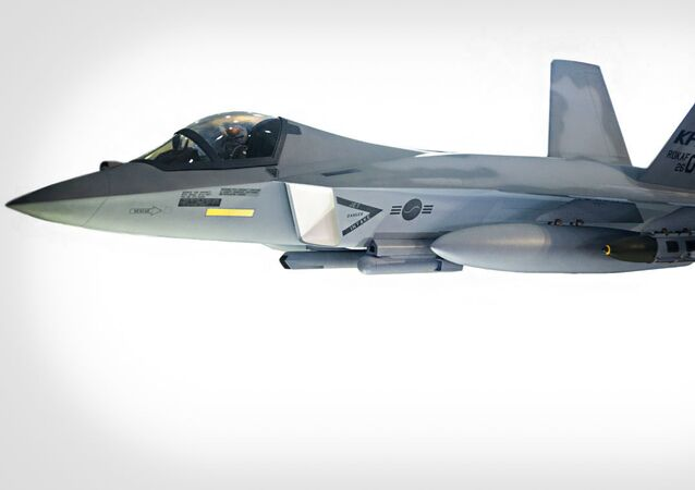 Projekt jihokorejského perspektivního stíhacího letounu KF-X
