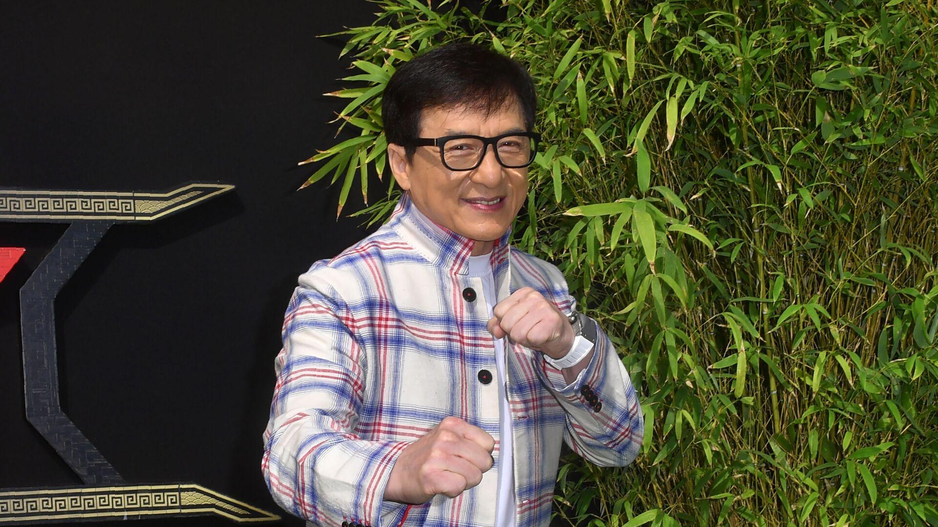 Jackie Chan  - Sputnik Česká republika, 1920, 14.07.2021
