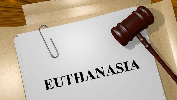 Legalizace eutanazii - Sputnik Česká republika