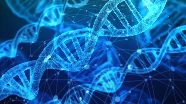 Molekuly DNA - Sputnik Česká republika