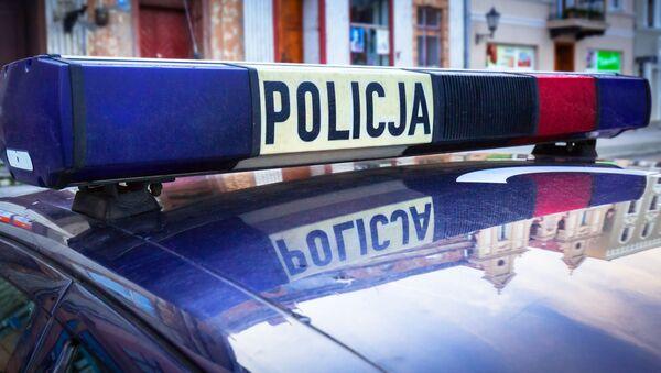 Polská policie - Sputnik Česká republika