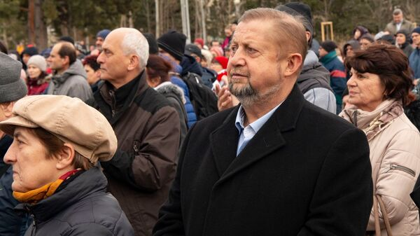 Словацкий политик Штефан Харабин - Sputnik Česká republika