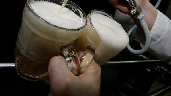 Pivní sklenice - Sputnik Česká republika