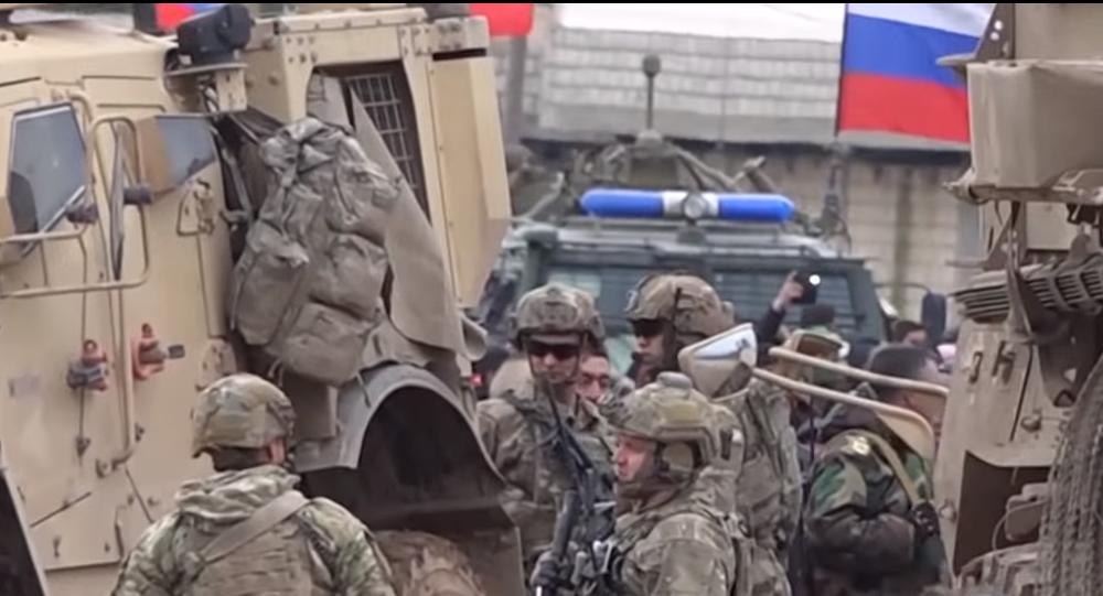 Konflikt s účastí amerických vojáků v Sýrii