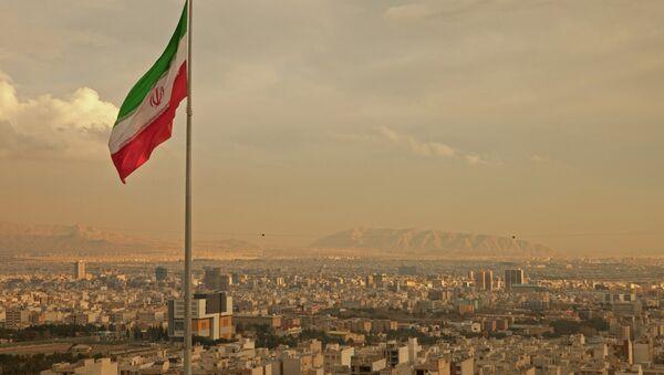 Teherán - Sputnik Česká republika