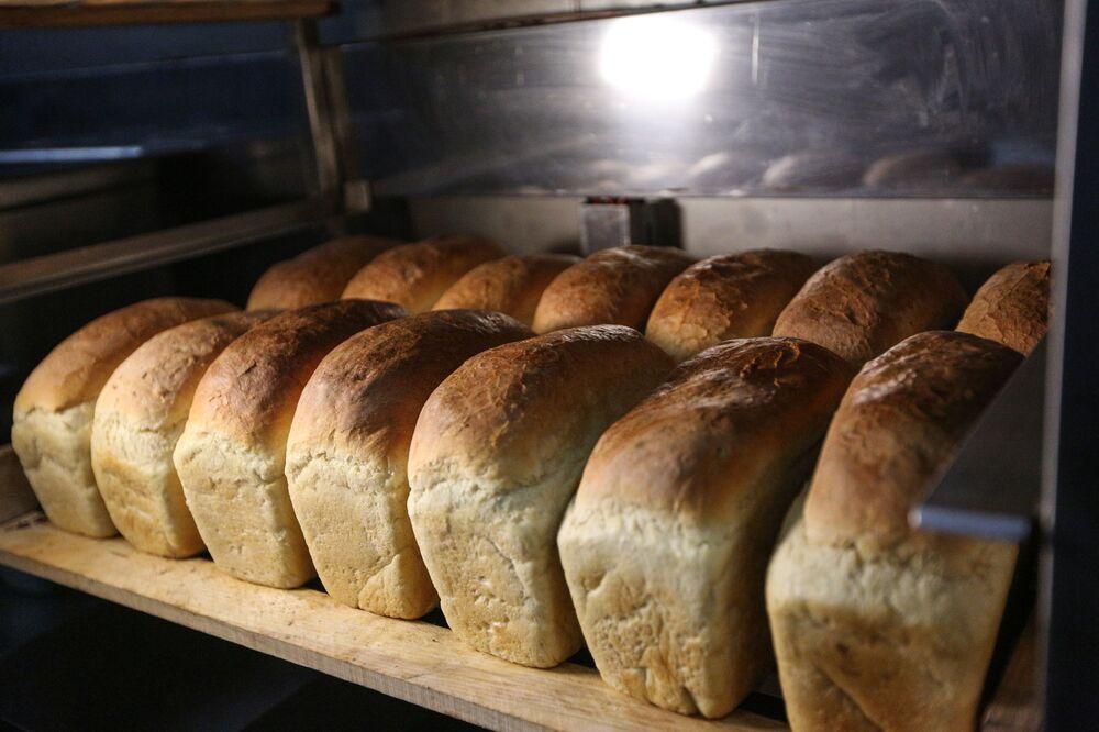 V polní kuchyni upečou i bochníky chleba.