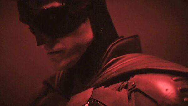 Robert Pattinson v kostýmu Batmana - Sputnik Česká republika