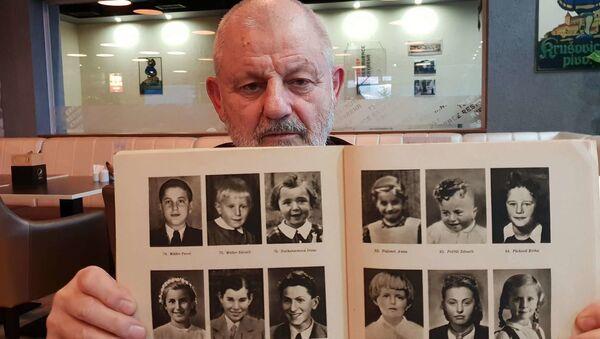 Jiří Pitín přežil řádění nacistů v Lidicích - Sputnik Česká republika