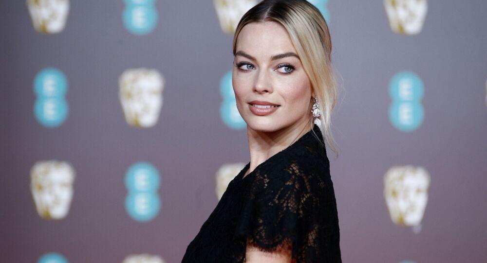 Hvězda Sebevražedného oddílu Margot Robbie