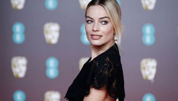 Hvězda Sebevražedného oddílu Margot Robbie  - Sputnik Česká republika