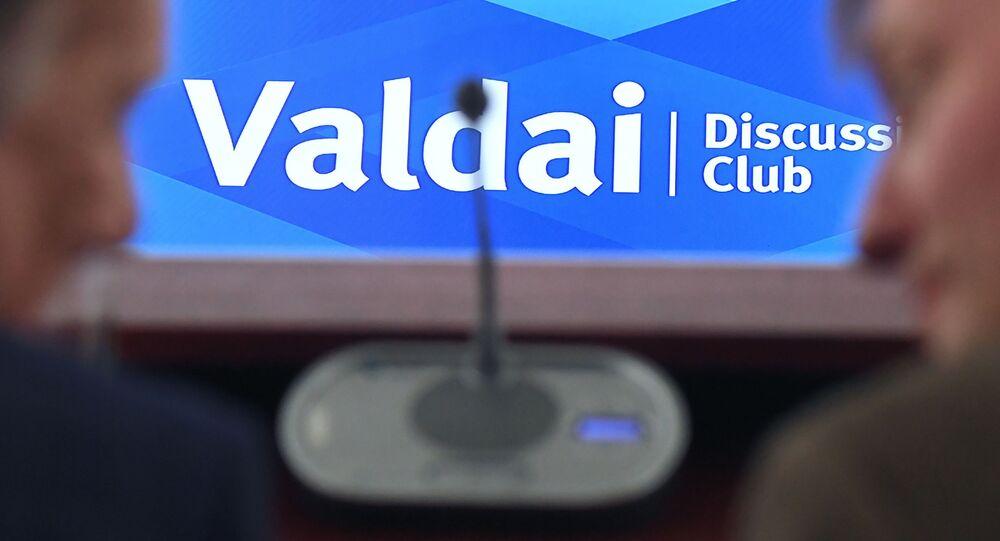 IX. Blízkovýchodní konference Mezinárodního diskusního klubu Valdai v Moskvě