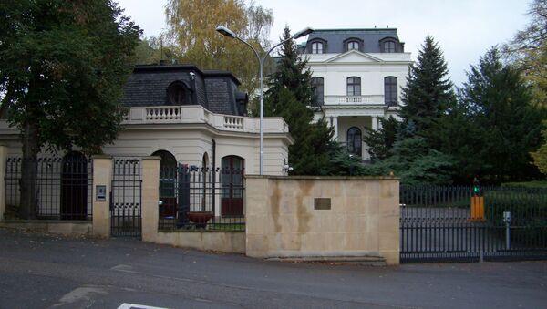 Velvyslanectví Ruské federace - Sputnik Česká republika