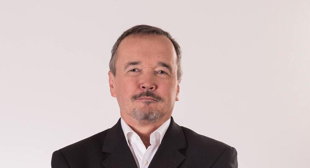 Poslanec SPD Jiří Kobza