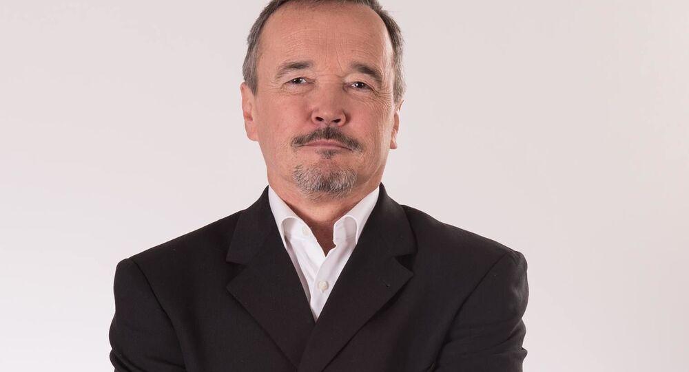 Místopředseda zahraničního výboru Sněmovny Jiří Kobza